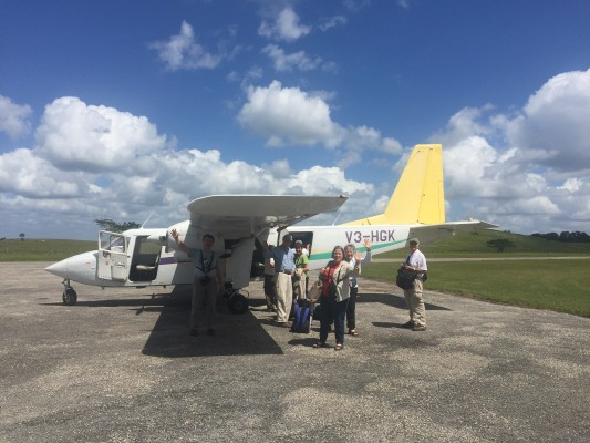 Gallon Jug Airstrip, Belize, Caligo Ventures