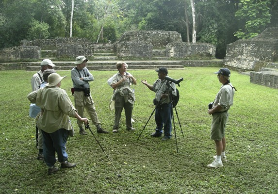Caracol Ruins, Belize, Caligo Ventures
